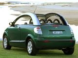 Citroën C3 Pluriel AU-spec 2003–06 pictures