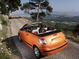 Pictures of Citroën C3 Pluriel 2003–06