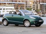 Citroën C3 Pluriel AU-spec 2003–06 wallpapers