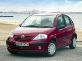 Citroën C3 AU-spec 2001–05 pictures
