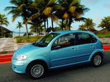 Citroën C3 2001–05 pictures