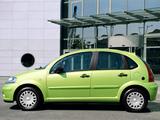 Citroën C3 GNV 2004–05 images