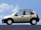 Citroën C3 XTR 2004–05 images