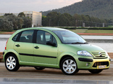 Citroën C3 AU-spec 2005–09 images