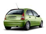 Citroën C3 GNV 2005–09 images