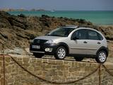 Citroën C3 XTR 2005–09 images