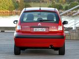 Citroën C3 HDi AU-spec 2005–09 photos
