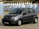 Citroën C3 2005–09 pictures