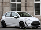 Musketier Citroën C3 2010 wallpapers