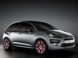 Citroën C3 Red Block Concept 2011 wallpapers