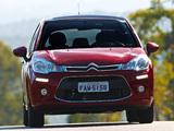 Citroën C3 BR-spec 2012 photos
