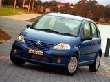 Images of Citroën C3 AU-spec 2001–05