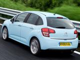 Images of Citroën C3 UK-spec 2009