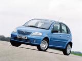 Photos of Citroën C3 UK-spec 2001–05