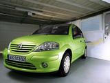 Photos of Citroën C3 GNV 2004–05