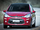 Photos of Citroën C3 BR-spec 2012