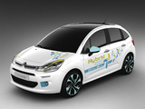 Photos of Citroën C3 Hybrid Air Prototype 2013
