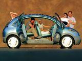 Pictures of Citroën C3 Concept 1999