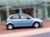 Pictures of Citroën C3 UK-spec 2001–05