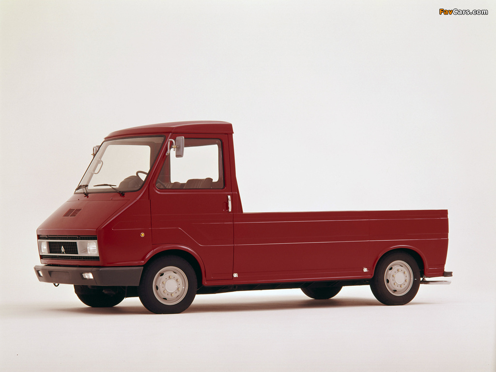 Pictures of Citroën C35 Pickup 1974–84 (1024 x 768)