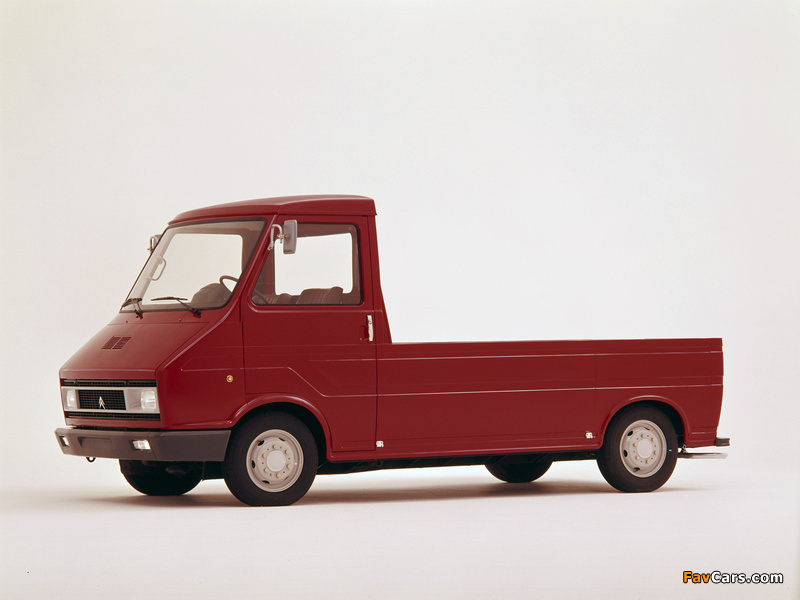 Pictures of Citroën C35 Pickup 1974–84 (800 x 600)
