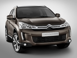 Citroën C4 AirCross 2012 wallpapers