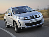 Pictures of Citroën C4 AirCross ZA-spec 2012