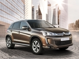 Pictures of Citroën C4 AirCross 2012