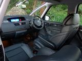 Citroën Grand C4 Picasso Premium Pack AU-spec 2006–10 images