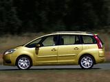 Citroën Grand C4 Picasso 2006–10 images