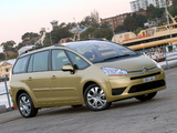 Citroën Grand C4 Picasso HDi AU-spec 2006–10 photos