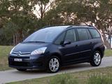 Citroën Grand C4 Picasso Premium Pack AU-spec 2006–10 pictures