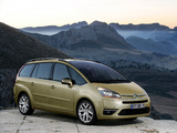 Citroën Grand C4 Picasso 2006–10 pictures