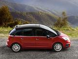 Citroën C4 Picasso 2010 images