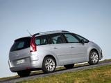 Citroën Grand C4 Picasso 2010–13 photos
