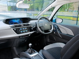 Citroën C4 Picasso UK-spec 2013 images