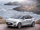 Citroën C4 Picasso 2013 wallpapers