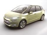 Photos of Citroën Technospace Concept 2013