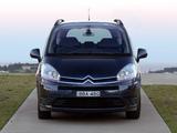 Pictures of Citroën Grand C4 Picasso Premium Pack AU-spec 2006–10