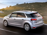 Pictures of Citroën C4 Picasso 2013
