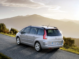 Citroën Grand C4 Picasso 2010–13 wallpapers