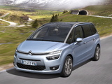 Citroën Grand C4 Picasso 2013 wallpapers