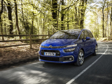 Citroën C4 Picasso 2016 wallpapers