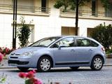 Citroën C4 BioFlex 2004–08 images