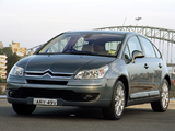 Citroën C4 Berline AU-spec 2004–08 photos