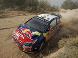 Citroën C4 WRC 2007–08 images