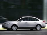 Citroën C4 Pallas 2007 images