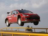 Citroën C4 WRC 2007–08 pictures