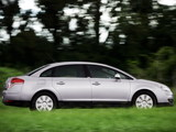 Citroën C4 Pallas 2007 pictures