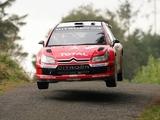 Citroën C4 WRC 2007–08 wallpapers
